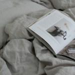 Linge de lit en lin lavé de Magic Linen