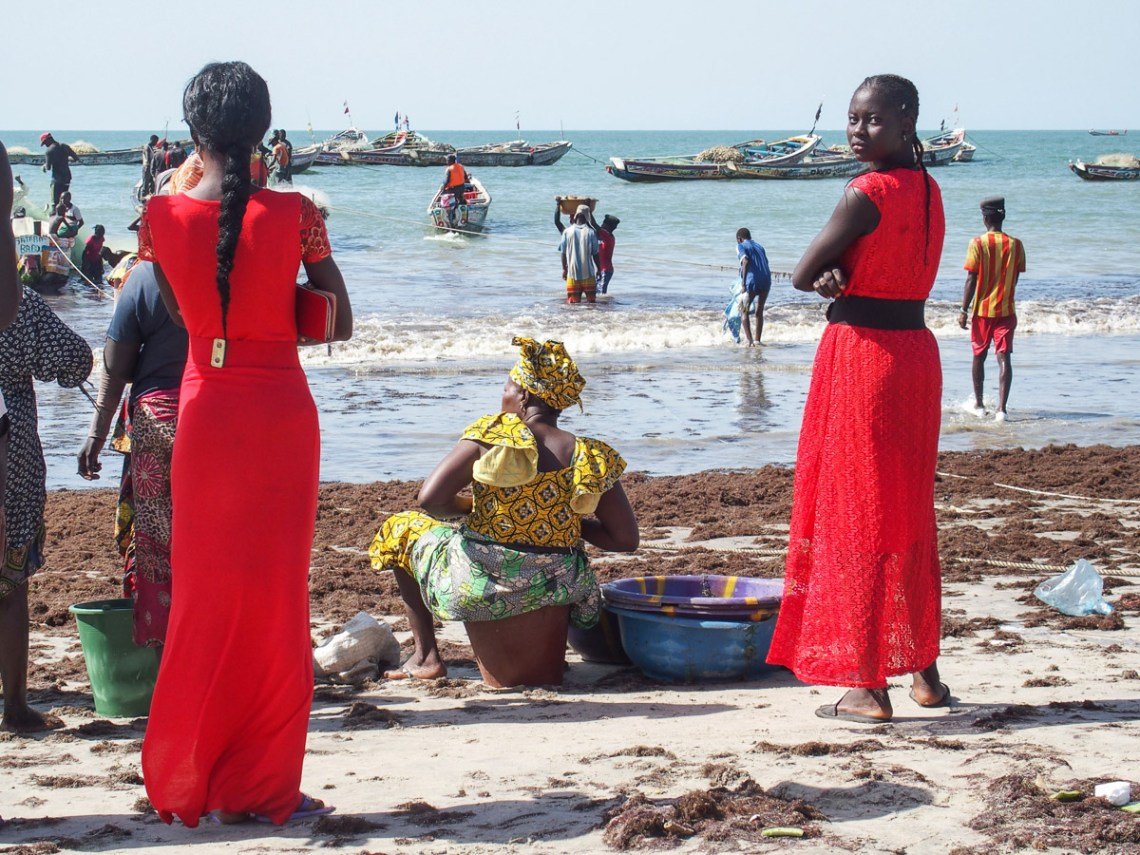 africa-gambia-fish-market-foto bodil fuhr