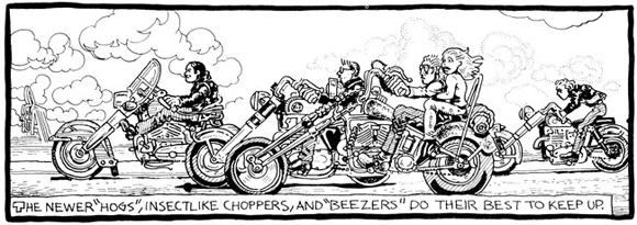 spain_rodriguez_bikers
