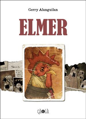 Couverture de Elmer
