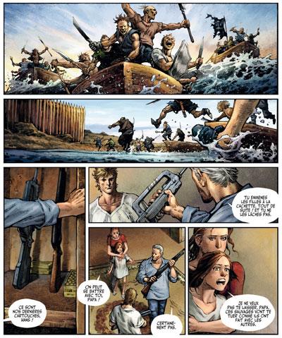 L'Autoroute sauvage #1 | BoDoï, explorateur de bandes dessinées ...