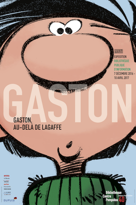 gaston_affiche