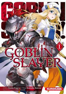 Goblin Slayer Manga