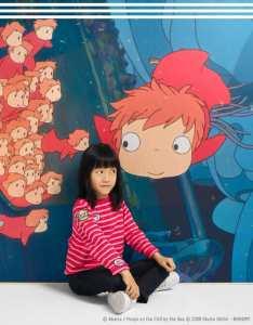 Petit Bateau Ghibli