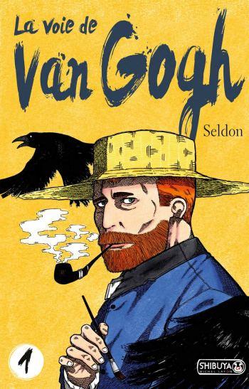 La Voie de Van Gogh Couv 1