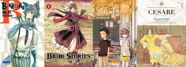 Beastars Bride Stories 1 Couv