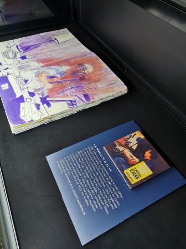 Le CD « La musique d'Alan » (label Vision fugitive, août 2020), hommage à l'initiative de Philippe Ghielmetti, producteur de jazz et commissaire de l'exposition.