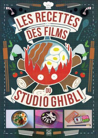 Recettes Ghibli Couv