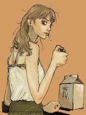My Broken Mariko Illustration 2 BoDoi