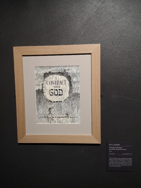 Exposition L'Esprit de Will Eisner
