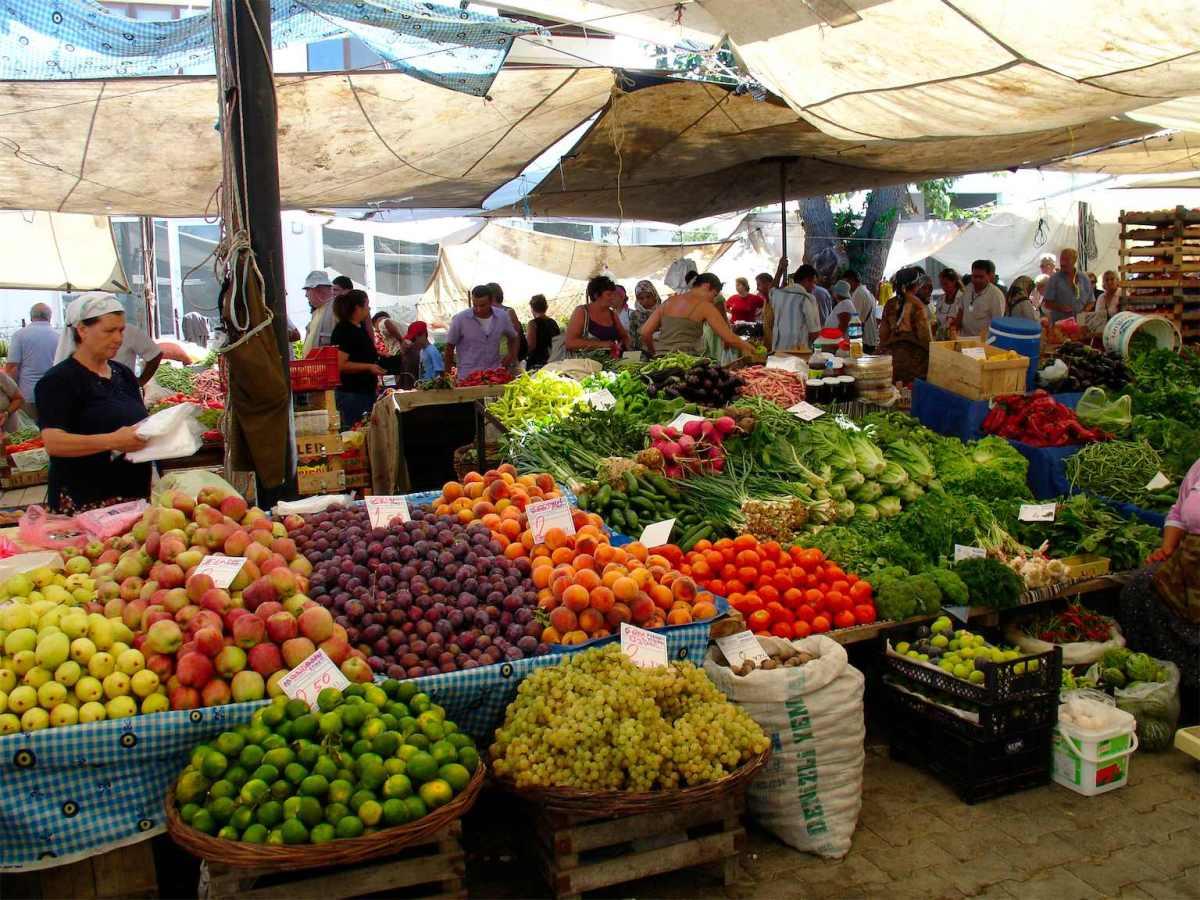 yalikavak food market  u0026 photo gallery