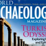 Current World Archeology Magazine Cover Issue 52