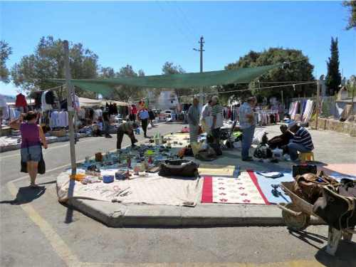 Flea Market Bitez Bodrum Market Index Page Bodrum Peninsula Shopping Turkey