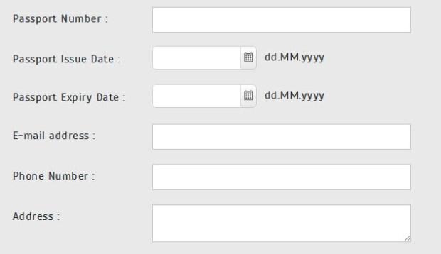 e-Visa Turkey Visa Application Official Website