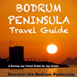 Front cover of BPTG ebook Bodrum Turkey Travel Guide