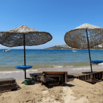 Kekik Cafe Kadikalesi Beach Bodrum Turkey