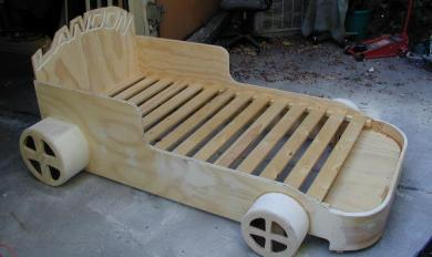 Wood Plans For A Car Design   Wooden Thing