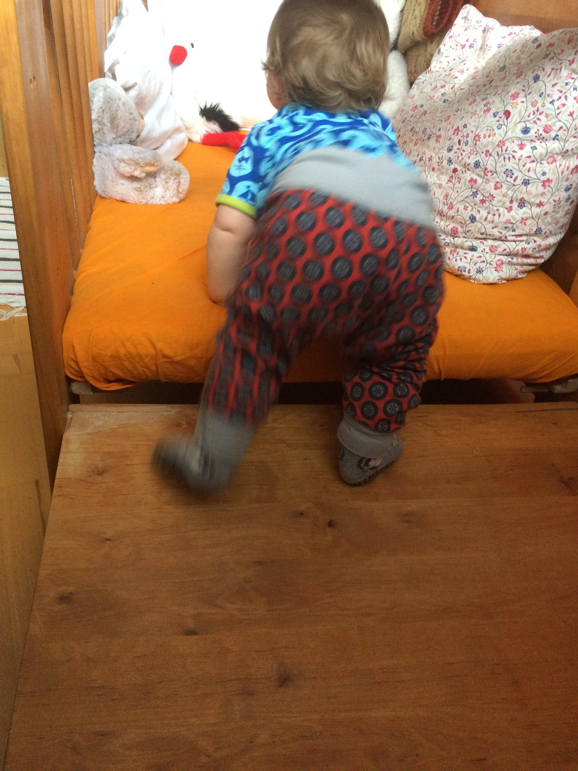 Wenn Pläne und Kind kollidieren, krachts im mütterlichen Getriebe