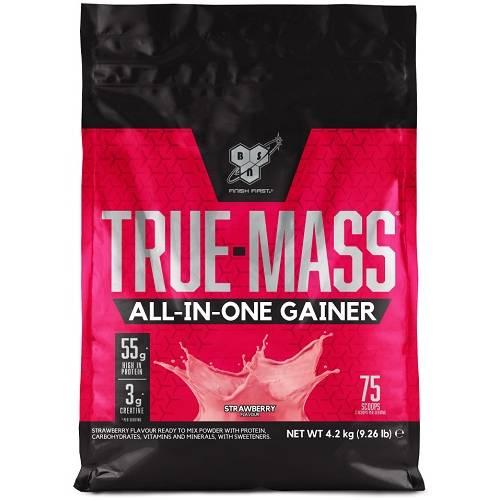 True Mass All-in-One Gainer 4200gr Aardbei