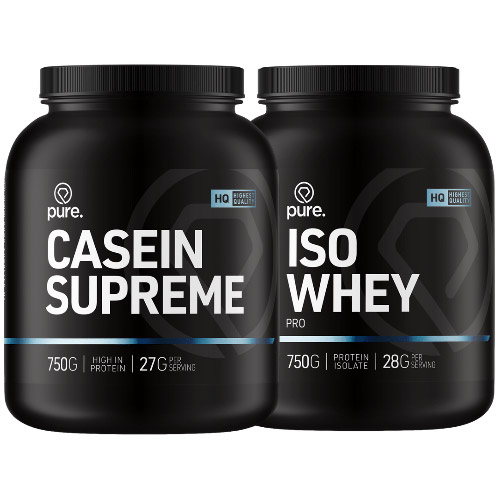 #Protein Duo Pack