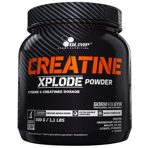 Creatine Xplode 500gr Orange