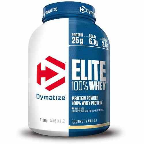 Elite Whey Protein 2100gr Vanille