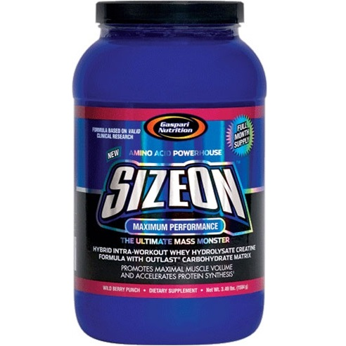 SizeOn Maximum Performance 1632gr