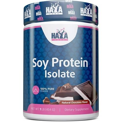 Soy Protein Isolate Haya Labs 454gr