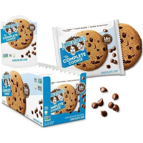 The Complete Cookie 12cookies Choc-o-Mint
