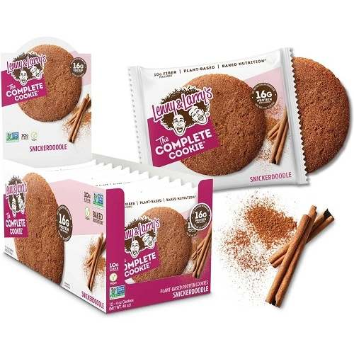 The Complete Cookie 12cookies Snicker Doodle