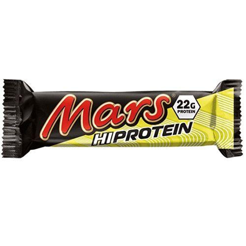 Mars Hi Protein Bar 12repen Salted Caramel