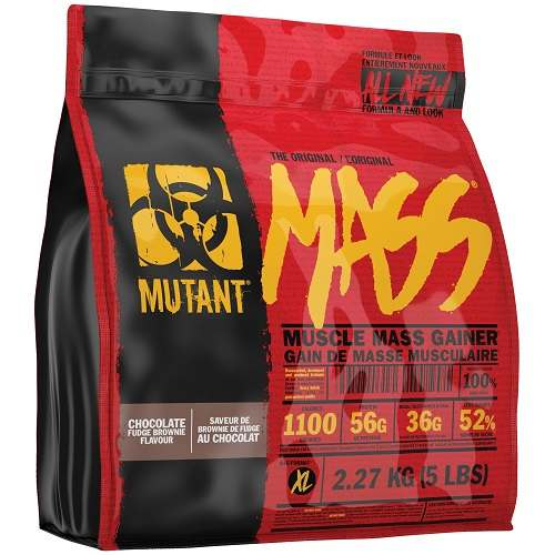Mutant Mass 2270gr Choco Fudge Brownie