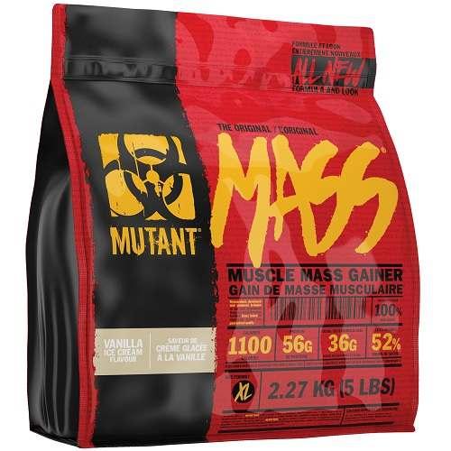 Mutant Mass 2270gr Vanille