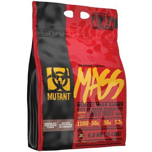 Mutant Mass 6800gr Choco Fudge Brownie