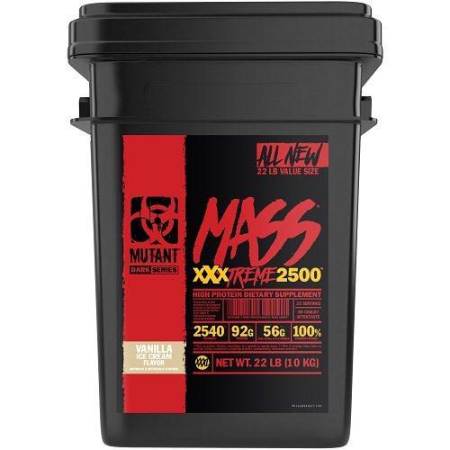 Mutant Mass XXTreme 2500 10000gr Vanille