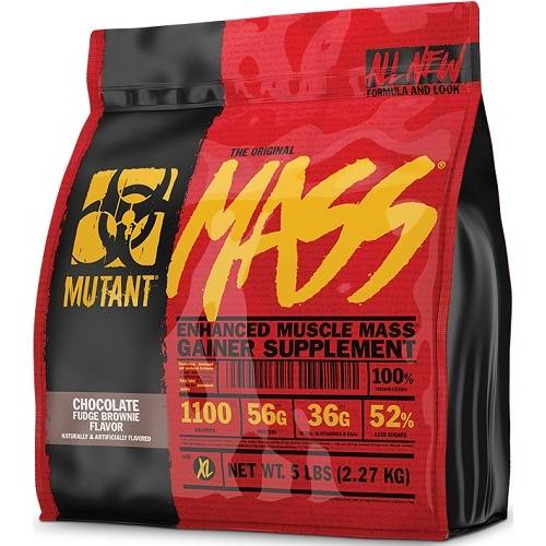 Mutant Whey 2270gr Choco Fudge Brownie