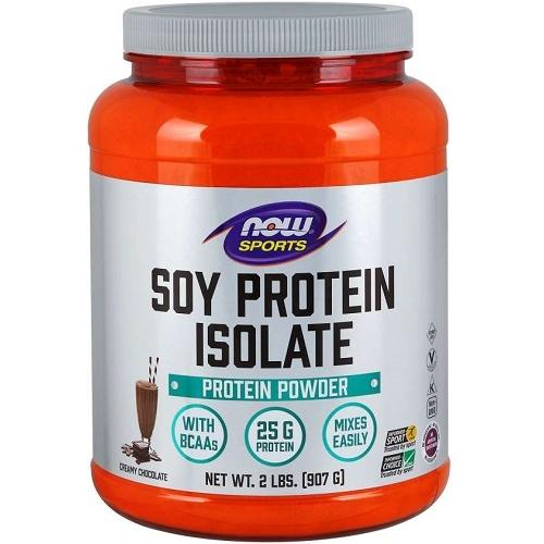 Soy Protein Isolate Powder 907gr