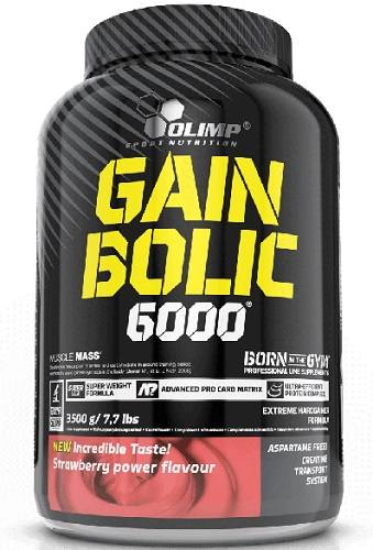 Gain Bolic 6000 3500gr Aardbei