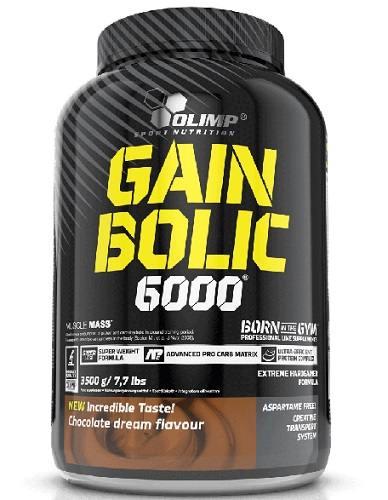 Gain Bolic 6000 3500gr Chocolade