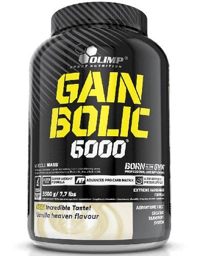 Gain Bolic 6000 3500gr Vanille