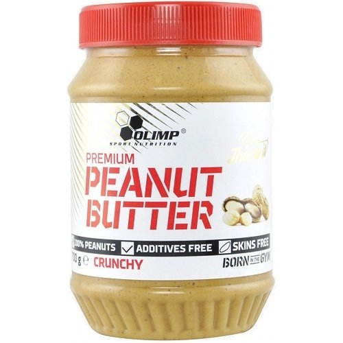 Peanut Butter 350gr Smooth