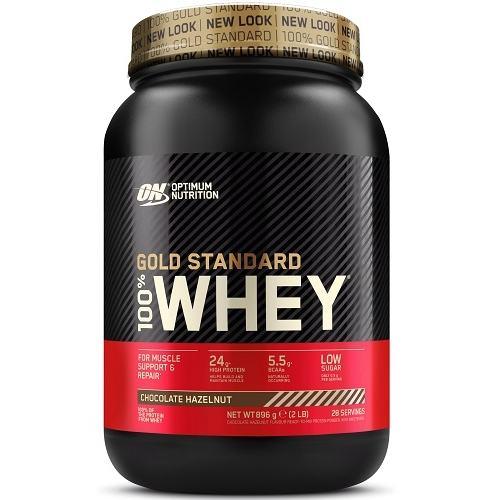 100% Whey Gold Standard 908gr Choco Hazelnut