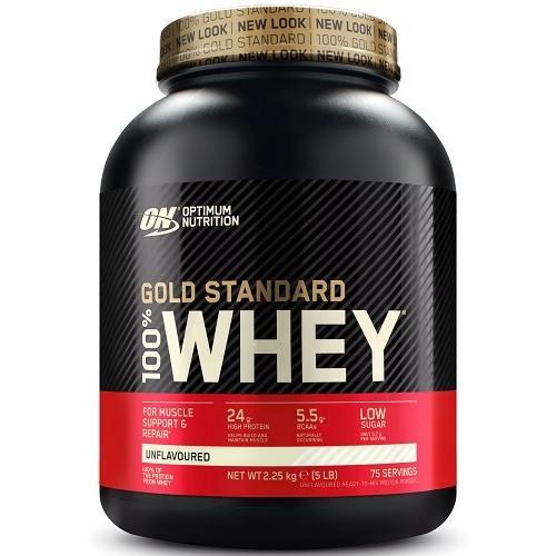 100% Whey Gold Standard 2270gr Naturel