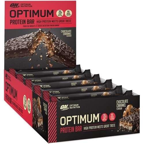 Optimum Protein Bar 10repen