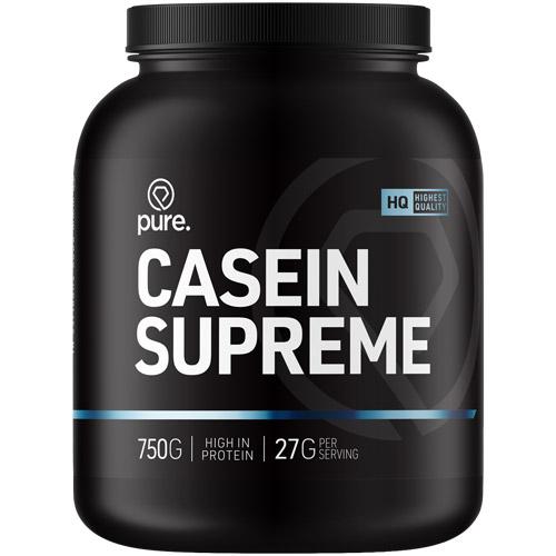 -Casein Supreme 750gr Aardbei