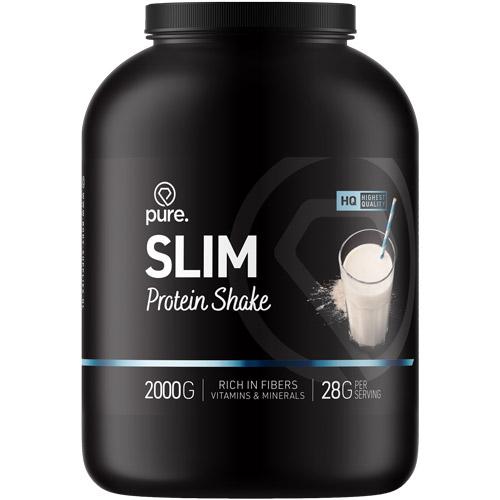 -Slim Protein Shake (Afslank Shake) 2000gr Vanille