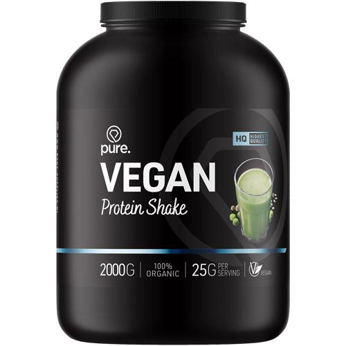 -Vegan Protein Shake 2000gr Vanille