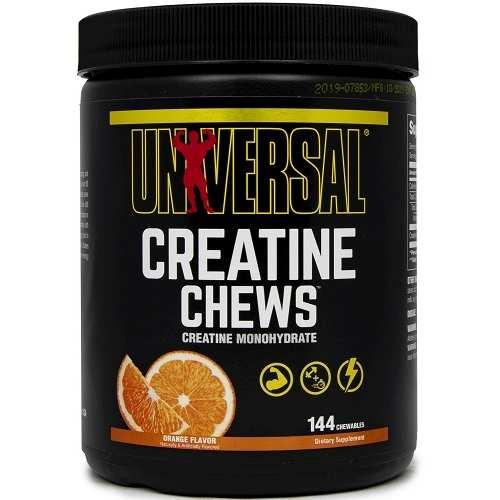 Creatine Chews 144chews Orange