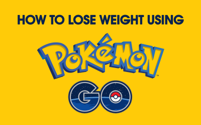 How Pokemon Go Will Help You Lose Weight