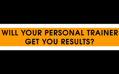 Things To Consider BEFORE Hiring A Personal Trainer.